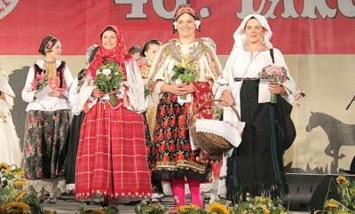 Srpanjsko središte tradicijske kulture ispratilo 46. Đakovačke vezove